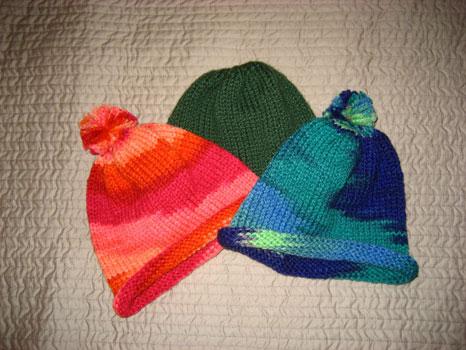 Three Hats