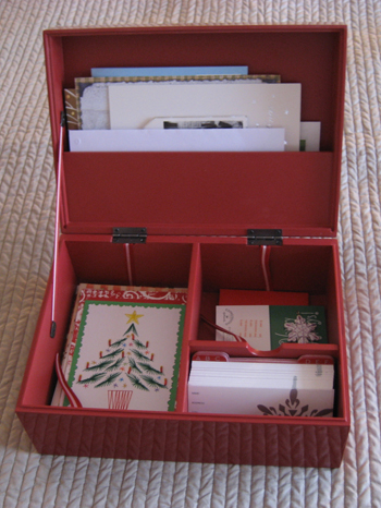 Holiday Memory Box 2
