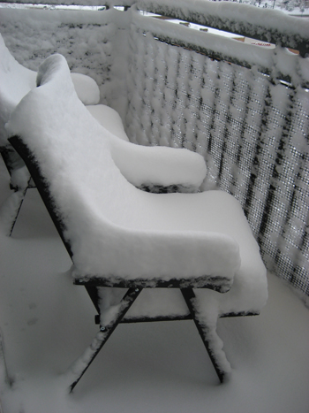 Snow Chairs
