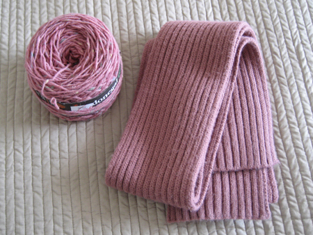 Yarn and Scarf