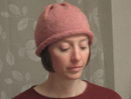 Terrie & Pink Hat