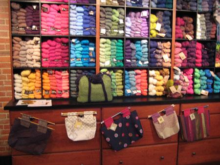 Yarn & Bags