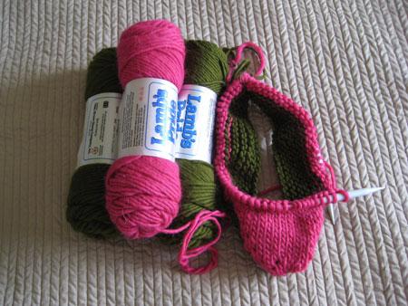 Yarn forClogs