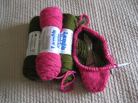 Yarn for Clogs