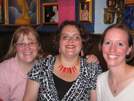 Genia, Stacey & Terrie