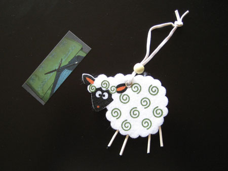 Moo Card & Sheep