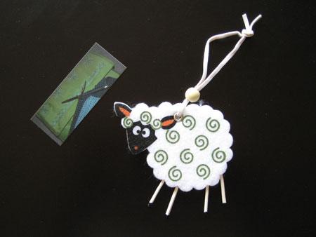 Moo Card & Sheep
