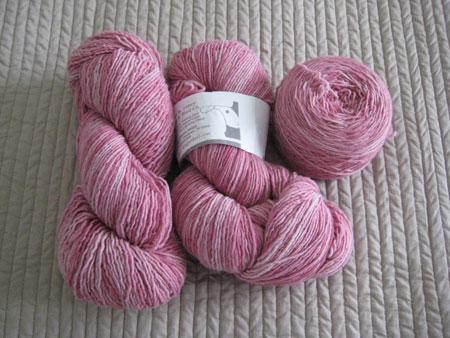 Plain & Fancy-Pink