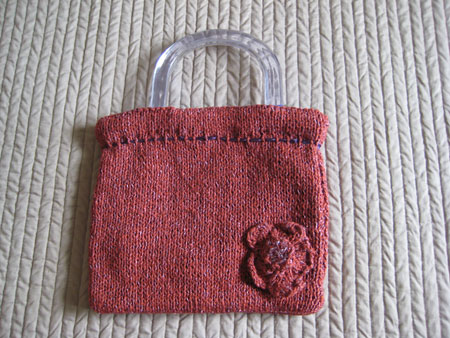 Girly Bag Front