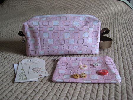 Project Pouch & Goodies