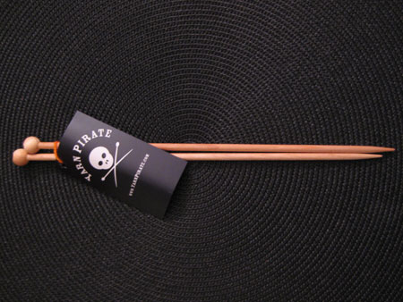 Yarn Pirate Needles
