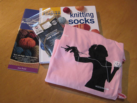 Knit Knack Goodies
