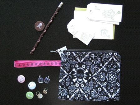 Pouch & Extras