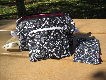 PiddleLoop Project Pouch Set