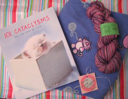 Cats & Yarn
