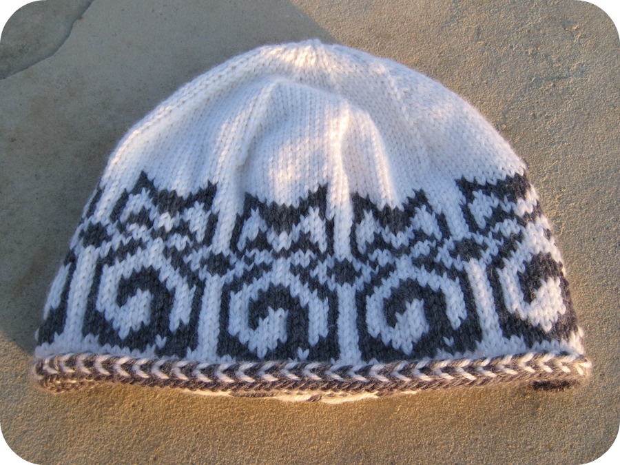 Temple Cats Hat