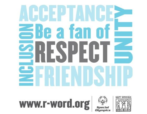 R-Word Logo
