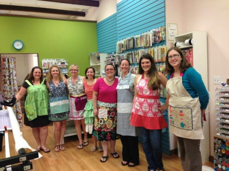 Group Aprons