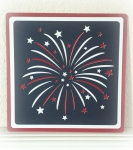 Fireworks Cutout